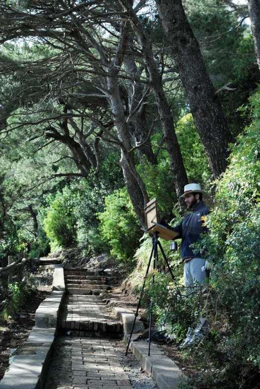 www.delightfullyitaly.com-Capri_Faraglioni walking tour_29
