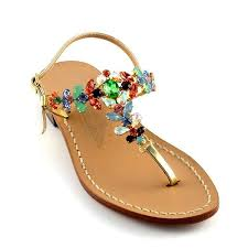 Canfora's Capri Sandals
