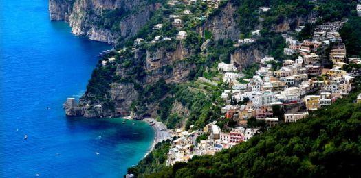 Amalfi coast Italy_Praiano