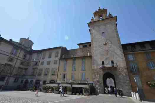 Bergamo in one day - the cittadella