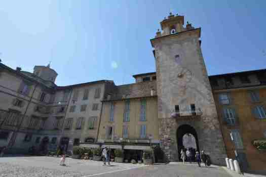 Bergamo in one day - the cittadella