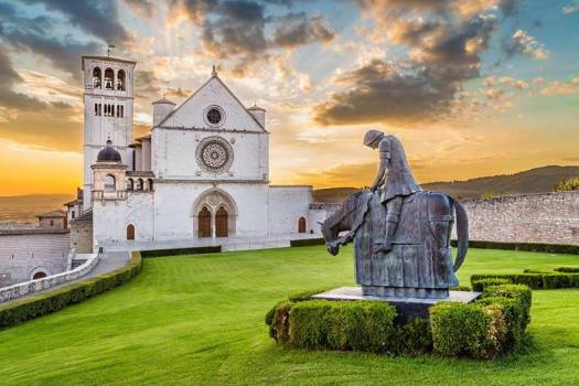 Best 20 things to do in Umbria - Assisi