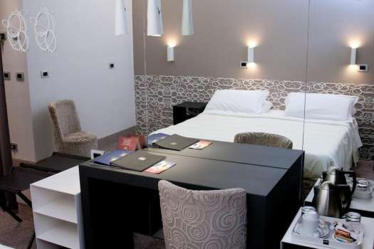 Milan best 3 and 4 stars hotels - Hotel Berna