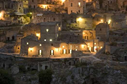 What to do in Matera: Basiliani hotel