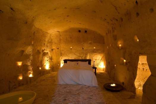 What to do in Matera: Hotel Sextantio