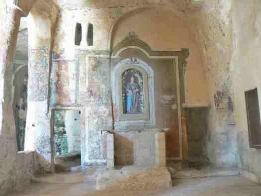 What to do in Matera: santa-lucia-malve