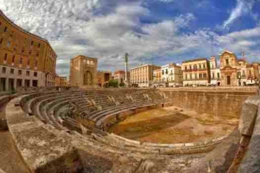 Puglia in one week_Lecce_Roman Theater