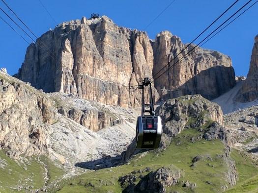 Visit the Dolomites - Sass Pordoi