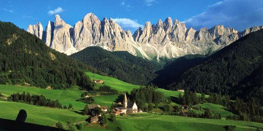 Visit the Dolomites - Val di Funes