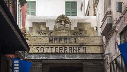 Naples in one day walking itinerary - Underground Naples tour