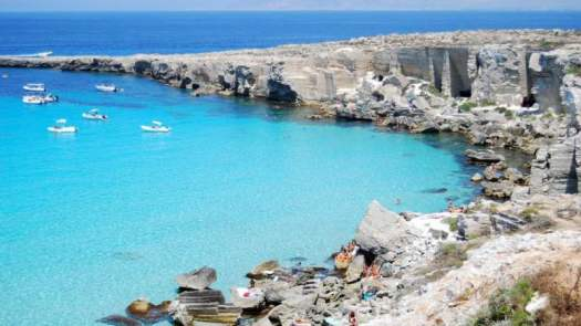 Best beaches in Italy_Cala Rossa, Favignana, Egadi - Sicilia