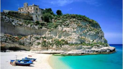 Best beaches of Italy_Tropea, Vibo Valentia - Calabria