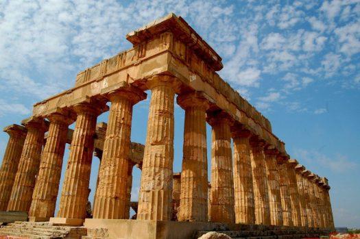 7 days Sicily itinerary_Valle dei Templi