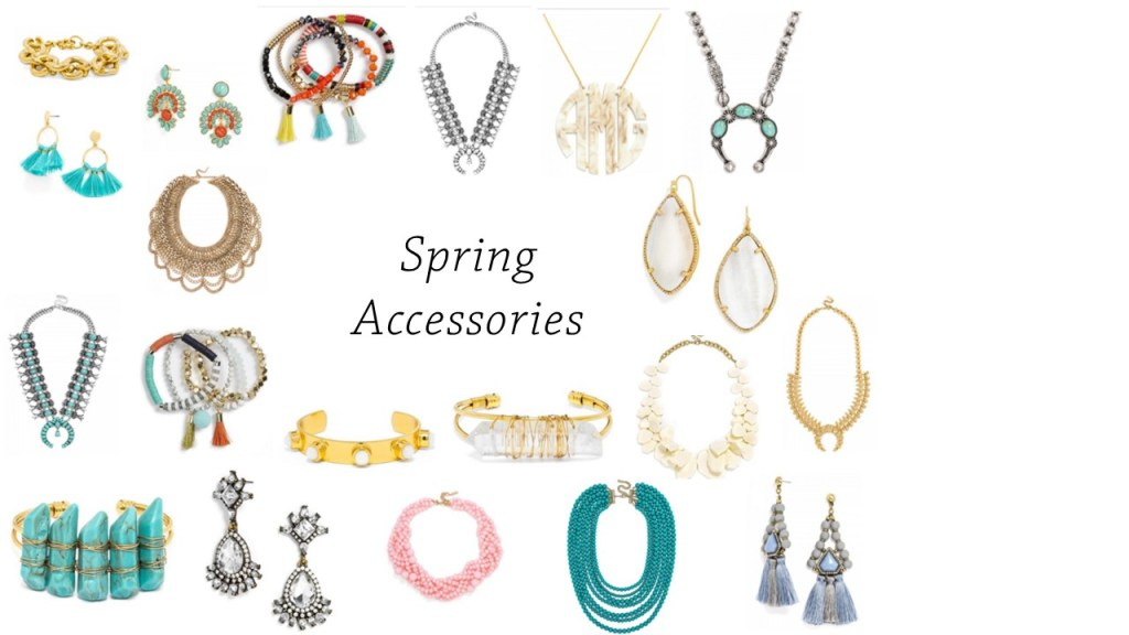 Spring Accessories… (Hump Day Happenings)…