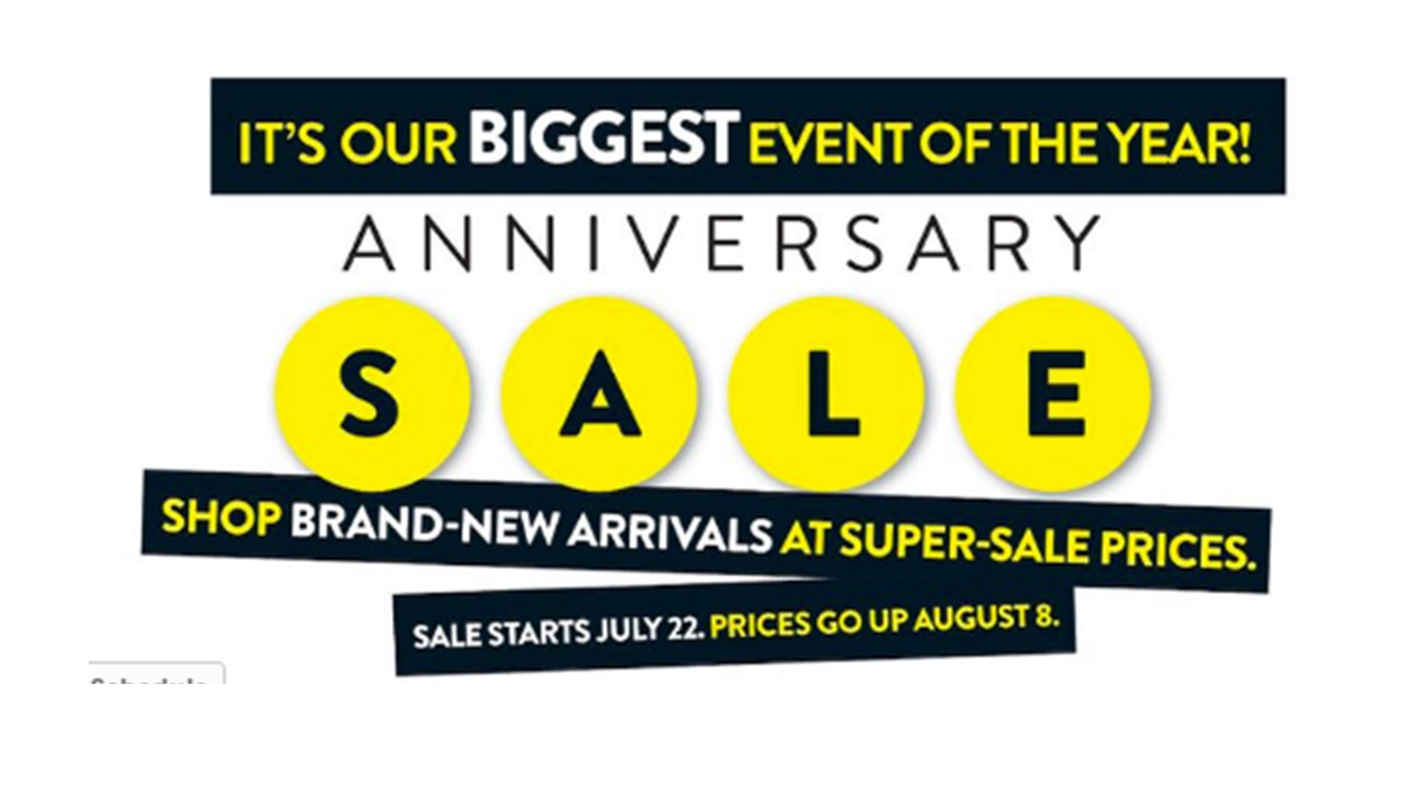 Nordstrom Anniversary Sale Part 2…..