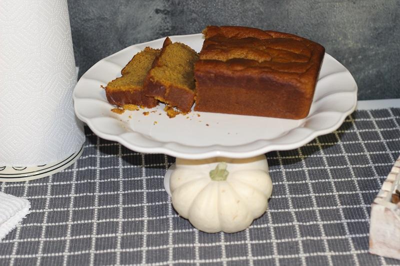 Buttermilk Pumpkin Bread……