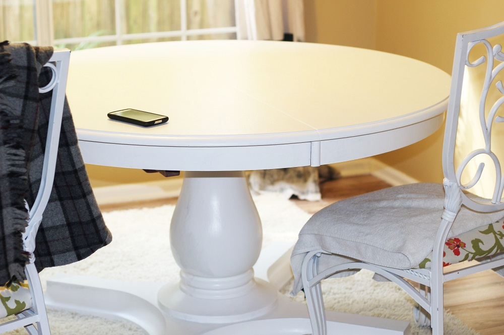 Pedestal Table DIY….