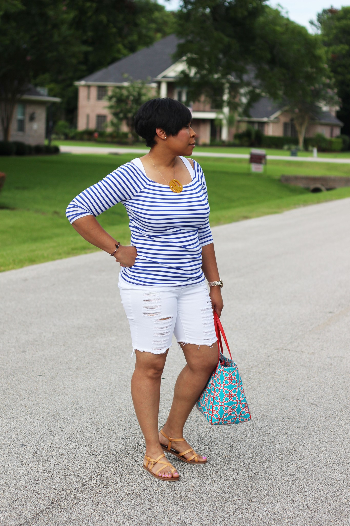 old-navy-striped-top
