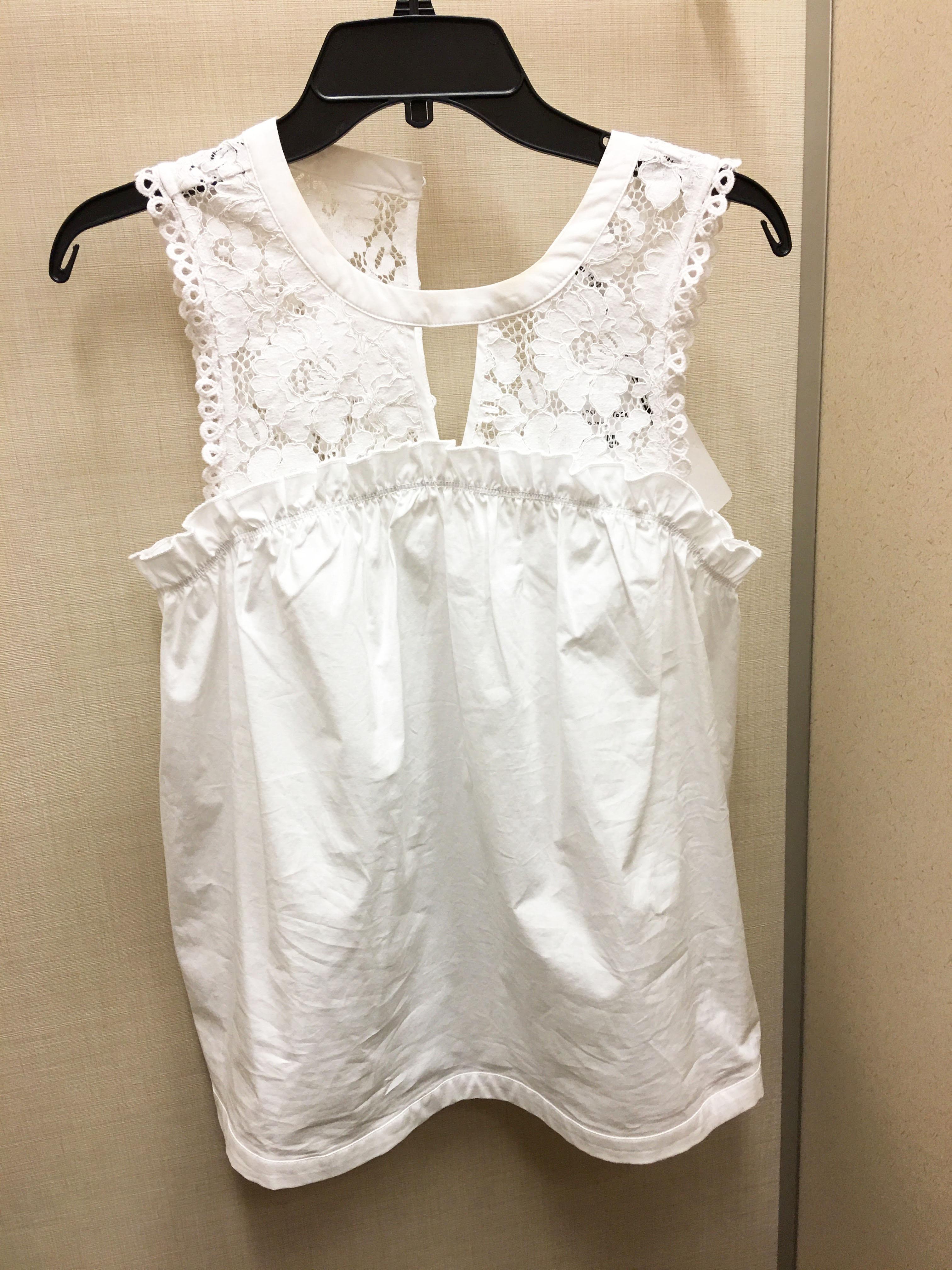 white-ruffled-blouse