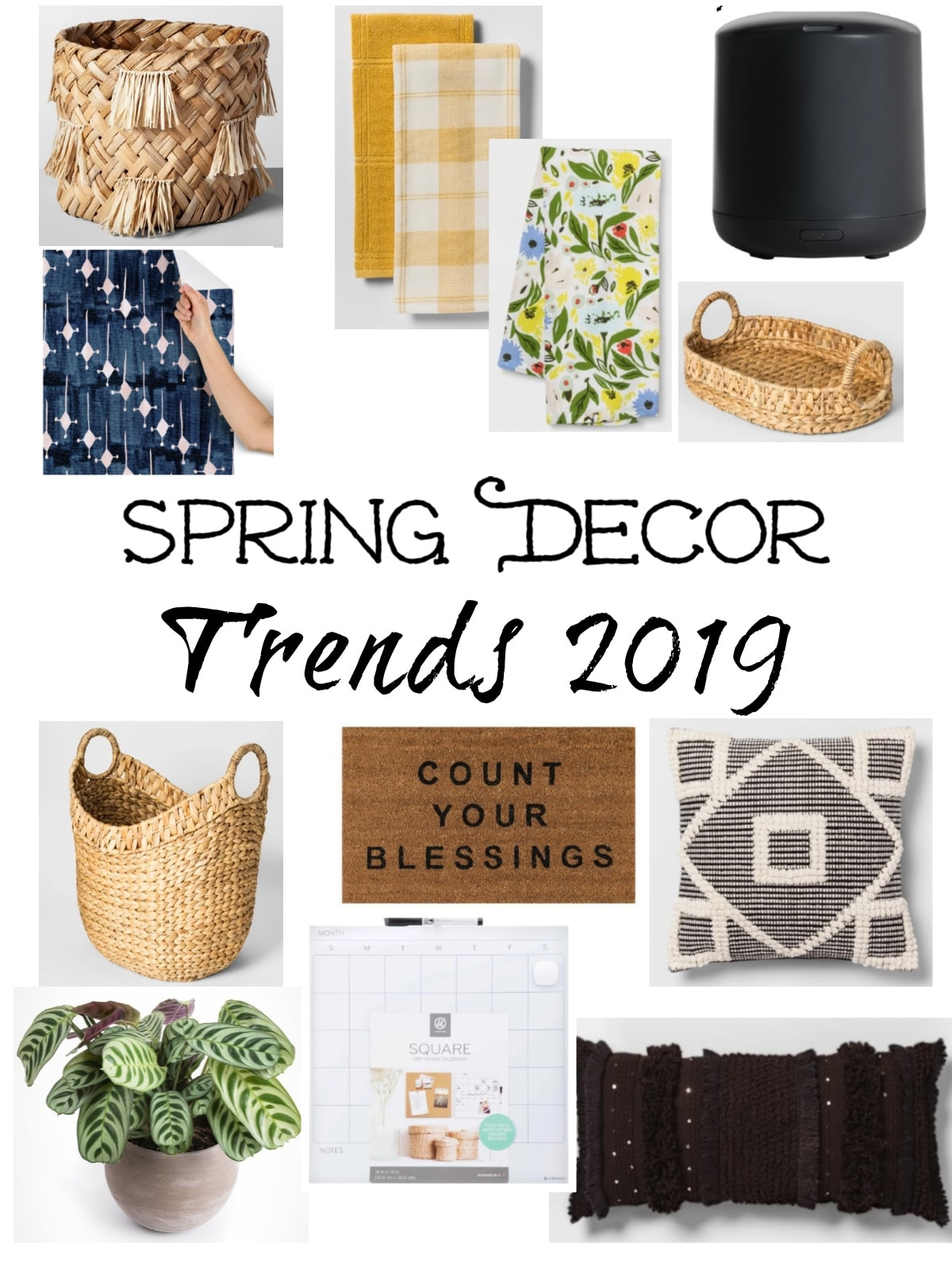 Spring Home Decor Trends 2019- Hygge-Natural-Your Style      Who is