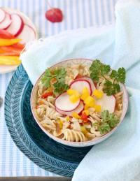rainbow soup