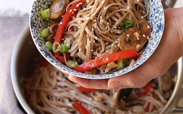 Japanese Ramen Noodles (gluten free + video)