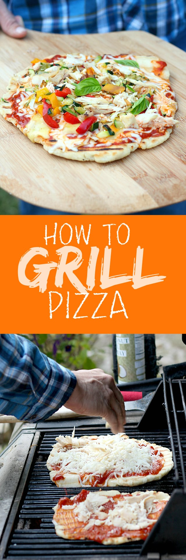 Excellent Pizza Grilled