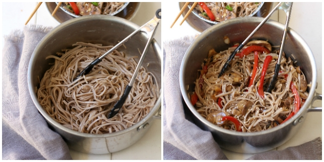 King Soba Noodles - Ramen Recipe