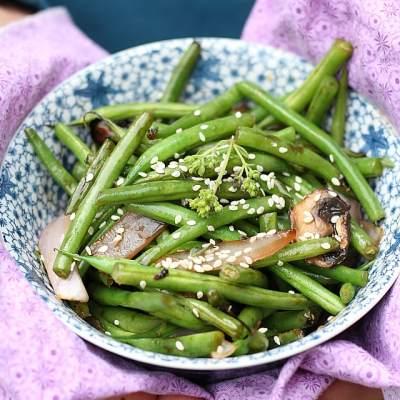 Crispy Asian Green Beans