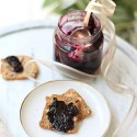 Blueberry Jam Recipe (No Added Pectin)