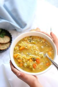 Rice Soup Recipe