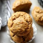 Banana Zucchini Muffins Blender-Ready In Minutes