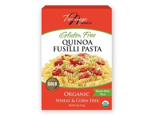 gluten free quinoa fusilli pasta