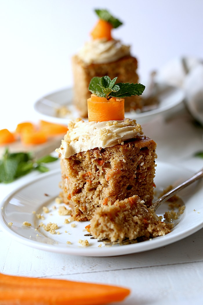 Carrot Cake Maple Syrup Recipe