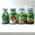 4 Meal Prep Salad Ideas In A Mason Jar