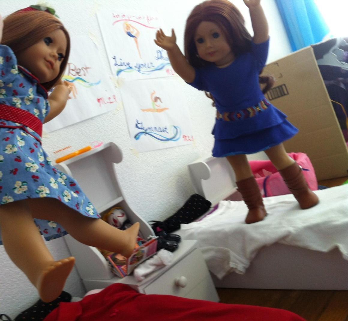Doll room 7