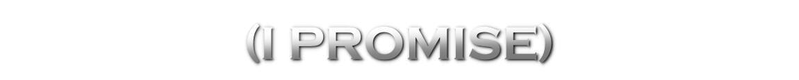 i-promise