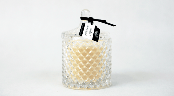 Delight Deluxe Clear Jar Soy Candles