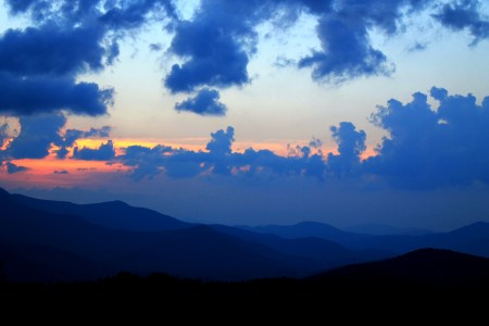 everyheartphotography-northcarolinamountains-dusk