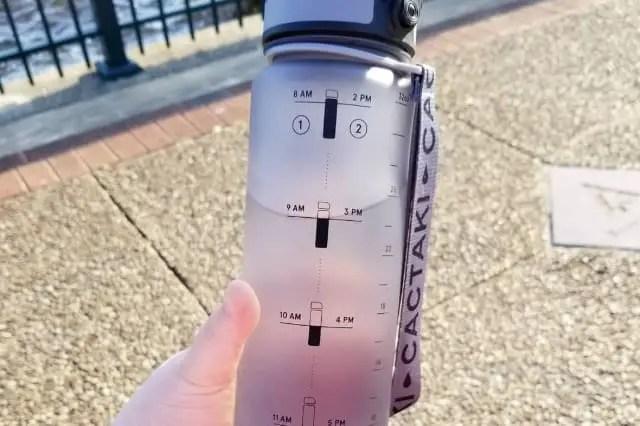 Cactaki Water Bottle
