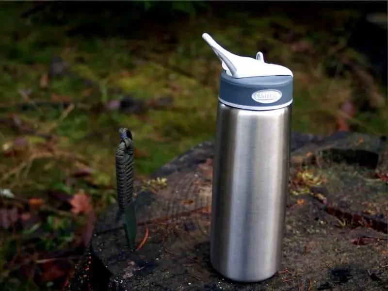 camelbak metal water bottle