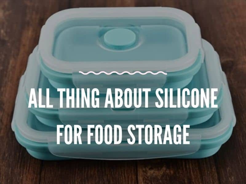 All thing about Silicone for Food Storage