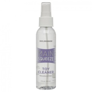 Main Squeeze Toy Cleaner Clear 4oz