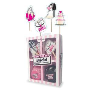 Genie Bridal Cupcake Set
