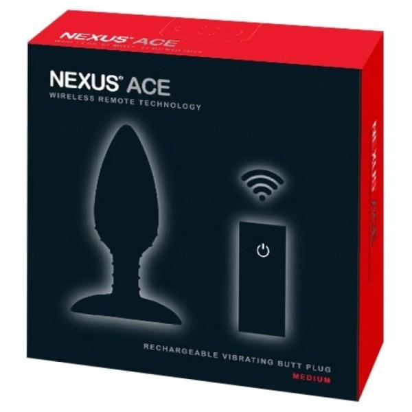 Nexus Ace Black Medium