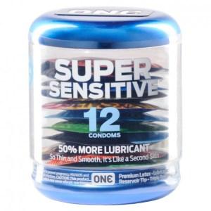 One Super Sensitive Multi 12 Pack