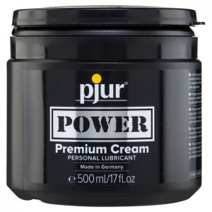 Pjur Power Transparent Cream 500ml