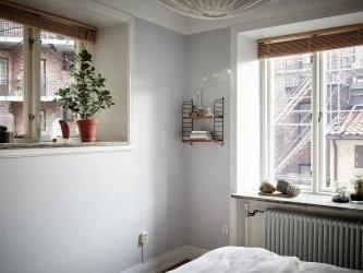 Gris perla en las paredes y madera en el suelo Blog tienda decoración estilo nórdico