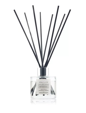 Plum & Patchouli fragranced reed diffuser. Luxury Home Fragrance by Delilah Chloe