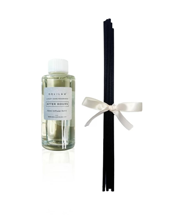After Hours Diffuser Refill, Luxury Reed Diffusers